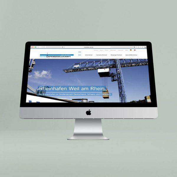 10 Homepage Rheinhafengesellschaft