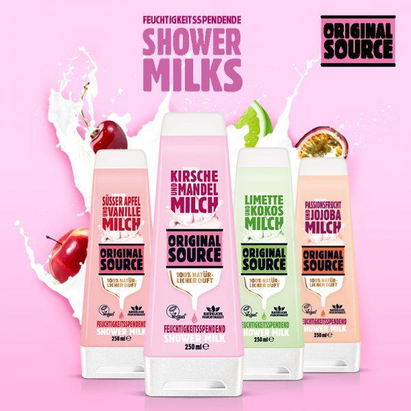 02 Original Source Shower Milks